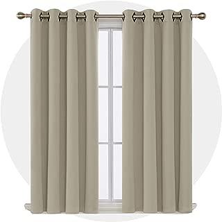 96 grommet curtain panels
