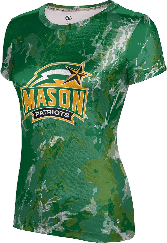 ProSphere George Mason University Girls' Performance T-Shirt (Marble)