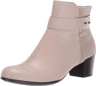 ECCO Women's Shape M35 Bootie Ankle Boot, Grey Rose/Grey Rose, 41 M EU (10-10.5 US)