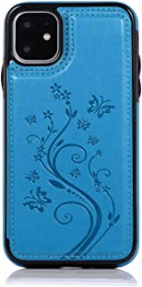 iPhone 7 Plus Flip Case, Cover for Leather Kickstand Extra-Protective Business Wallet case Card Holders Flip Cover