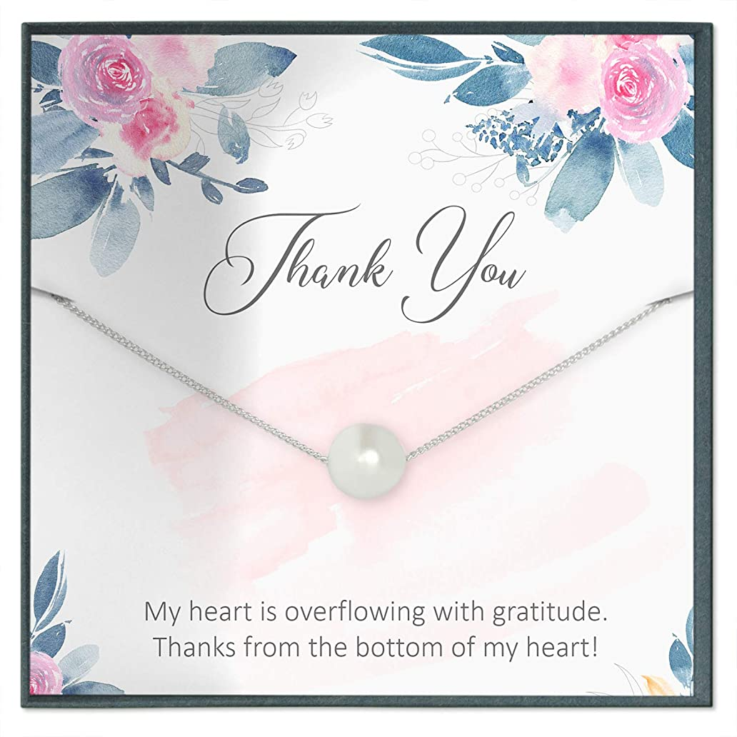 Thank you gift for supporting friend gift necklace for mentor, caregiver, therapist, councellor, coach, tutor, coworker, assistant gift lpc2836476