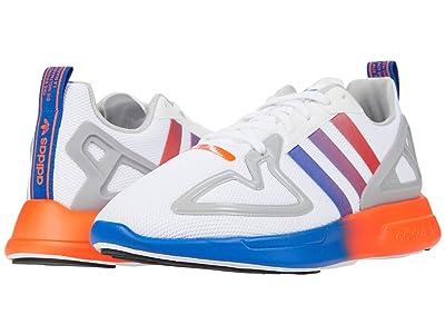 adidas Originals Kids ZX 2K Flux J (Big Kid) Girls Shoes