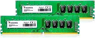 ADATA DDR4-2666MHz CL19 288Pin Unbuffered DIMM デスクトップPC用 メモリ 8GB×2枚 AD4U266638G19-DA