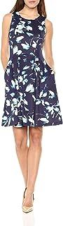 فستان للنساء من ناين ويست مقاس M , متعدد الالوان - فساتين عملية كاجوال