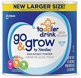 Similac Go and Grow Toddler Formula Powder, 24 Ounce
