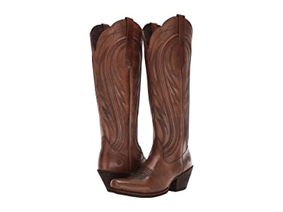 Ariat Abilene (Copper Brown) Cowboy Boots