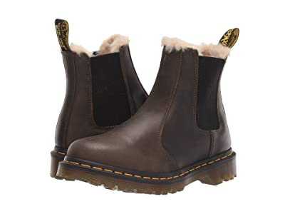 Dr. Martens 2976 Leonore Wyoming (DMS Olive Wyoming) Women