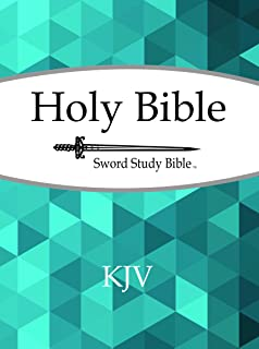 KJV Sword Study Bible Personal Size Large Print: King James Version