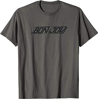 Unbekannt Bon Jovi New Logo T-Shirt