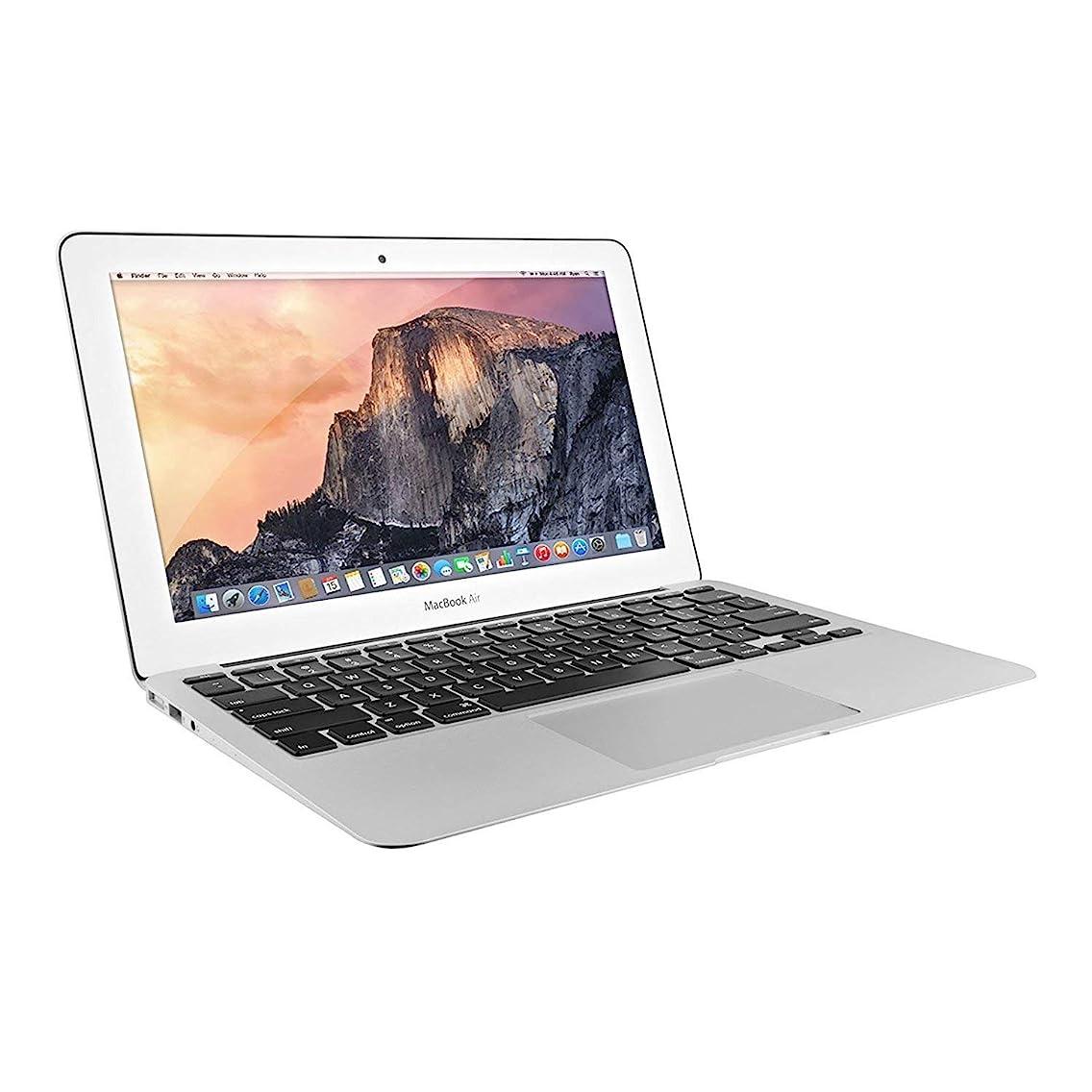Apple MacBook Air MD711LL/B 11.6in Laptop, Intel Core i5, 4GB Ram, 128GB SSD (Renewed)