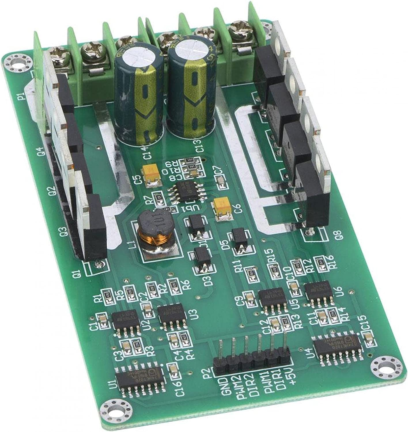 Motor Drive Controller Board Module 3-36V New mail order 30A Peak excellence Dual DC
