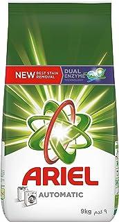 Ariel Automatic Powder Laundry Detergent, Original Scent, 9KG