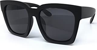 7151 Premium Oversize XXL Women Men Mirror Fashion Sunglasses