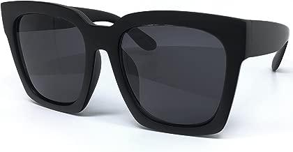 O2 Eyewear 7151 Premium Oversize XXL Women Men Mirror Fashion Sunglasses