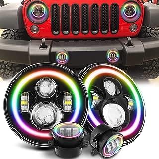 Best led lights for 2013 jeep wrangler Reviews
