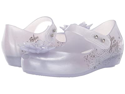Mini Melissa Ultragirl + Frozen BB (Toddler/Little Kid) (Pearl White Glitter) Girl