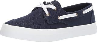 Sperry Women's Crest Boat Sneaker, Navy, 5.5 Medium US