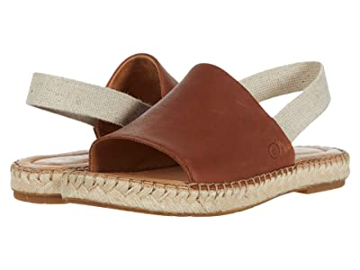 Born San Isabel (Brown (Cuoio) Full Grain) Women
