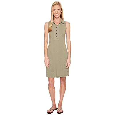 Aventura Clothing Campbell Dress (Gravel) Women