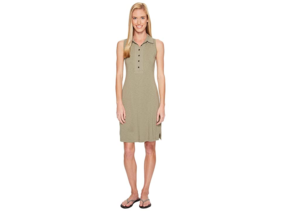 Aventura Clothing Campbell Dress (Gravel) Women