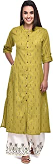 Pistaa's Women's Cotton Readymade Salwar Suit