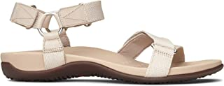 Vionic Women's Rest Candace Backstrap Sandal - Ladies Sandals Concealed Orthotic Support Nude 10 W US