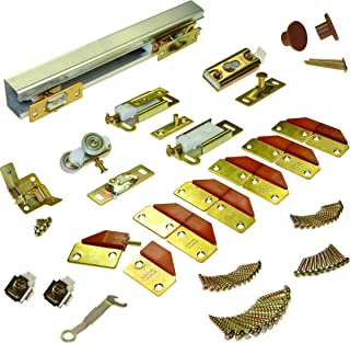 L.E Johnson 100FD604 4-Panel Hardware Set 60