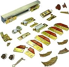 L.E Johnson 100FD604 4-Panel Hardware Set 60
