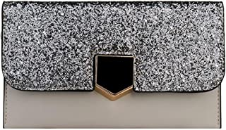 Clutch Purse for Women Glittering Elegant Handbags Evening Clutch Bag for Daily Use Wedding Cocktail Party Travel