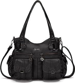 KL928 Tasche Damen Handtasche Umhängetaschen Damenhandtasche Schultertasche Lederhandtasche elegante Taschen hand taschen ...