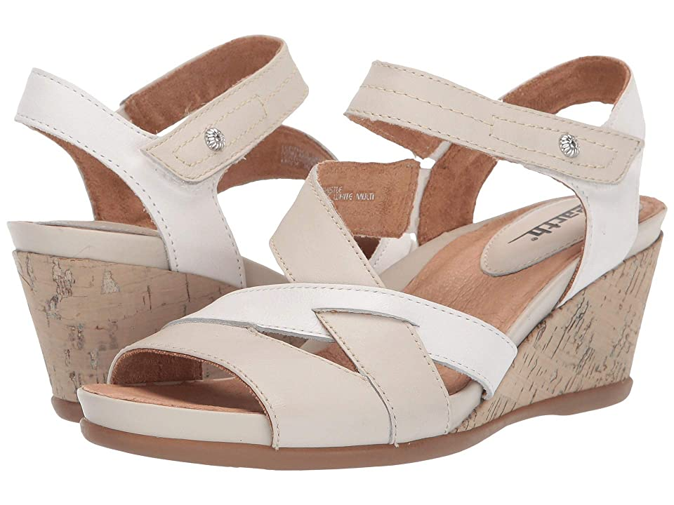 Earth Thistle (Off-White Multi Soft Leather) Women