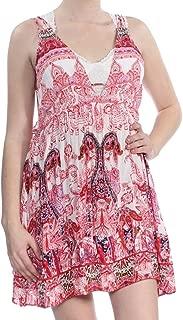 Intimately Free People Womens Me to You Printed Mini Slip Dress