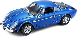 Bburago Maisto Francia Coche Miniature-Alpine Renault 1600 S Stradale 1971-echelle 1/18, m31750, Azul