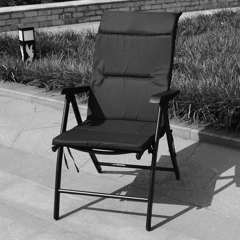 venta caliente en línea GCCI Silla plegable Residencia en en en el hogar Silla reclinable ajustable Pausa para el almuerzo Asiento portátil transpirable,gris,100  59  70 cm  excelentes precios