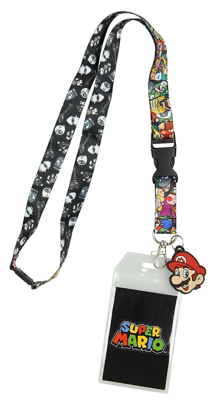 Nintendo Characters Reversible Breakaway Collectible