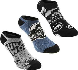 6 pares / 3 pares de calcetines con diseños de superhéroes de Marvel, Spiderman, Hulk, Capitán América, Iron Man