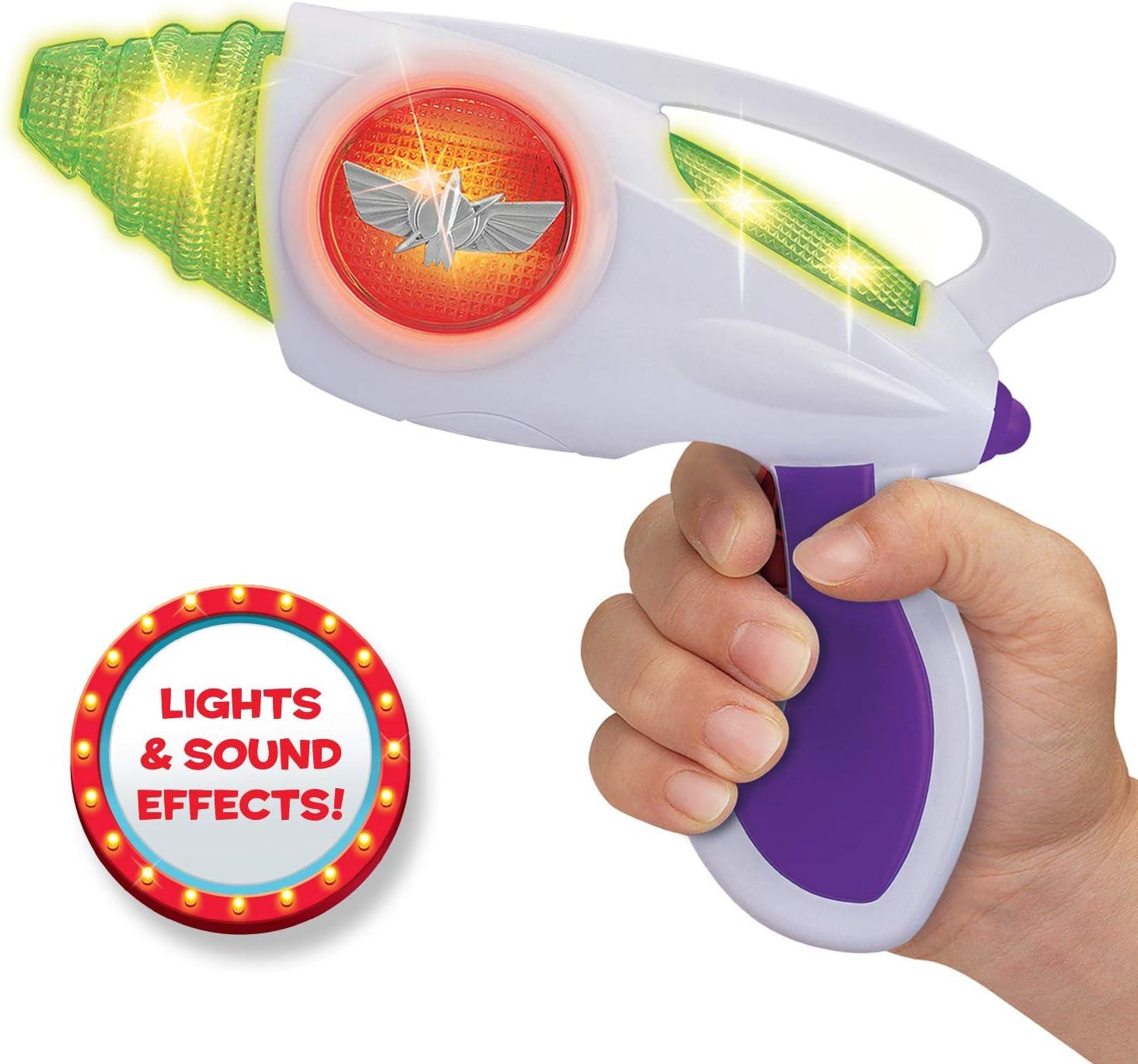 Toy Story 64152 Disney Buzz Light-Year Infinity Blaster Playset