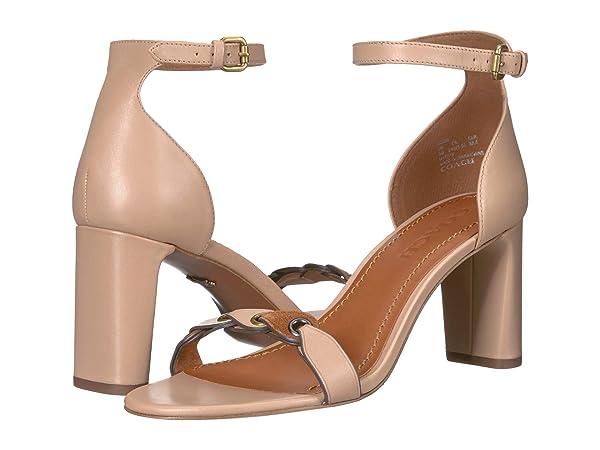 COACH Heel Sandal Ll