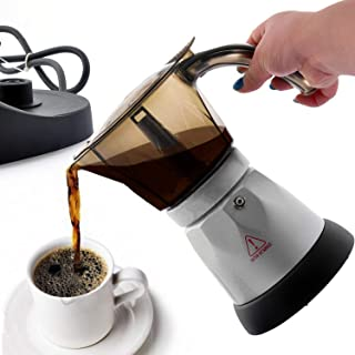 3 minutes Coffee Maker French Press Cafetiere 150 200ml Electric Automatically Coffee Machine Tea Pot Kettle AU Plug Home Office,China