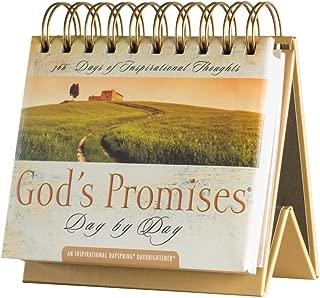 DaySpring Flip Calendar - God's Promises Day by Day - 77872