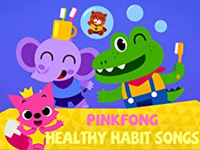 Pinkfong! Healthy Habit Songs