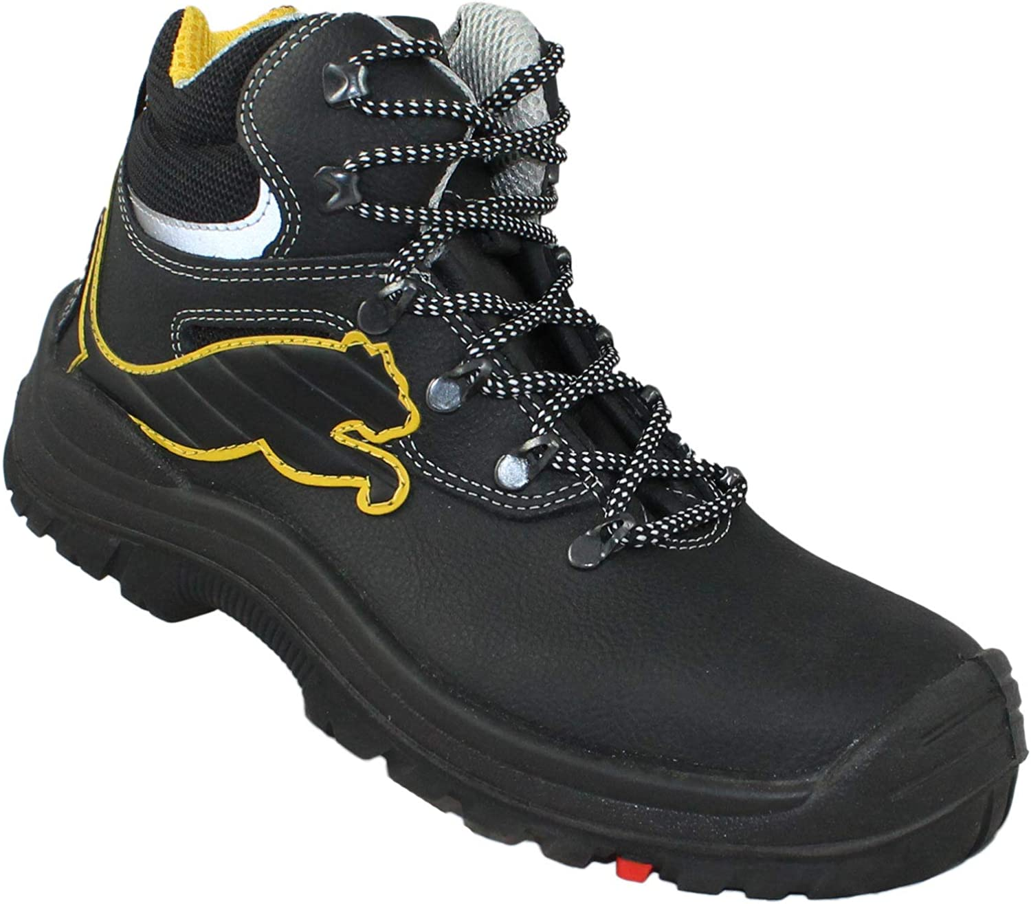 Puma Safety shoes S3 SRC Safety shoes Work shoes Hiking shoes high Black