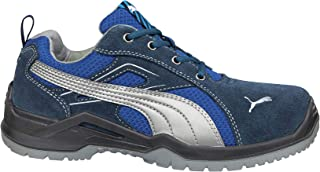 Puma Safety Mens Omni Sky Low Lace up Safety Shoe