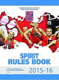 2015-16 NFHS Spirit Rules Book