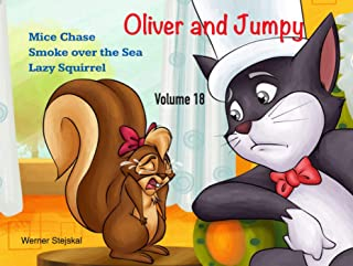 Oliver and Jumpy, Volume 18