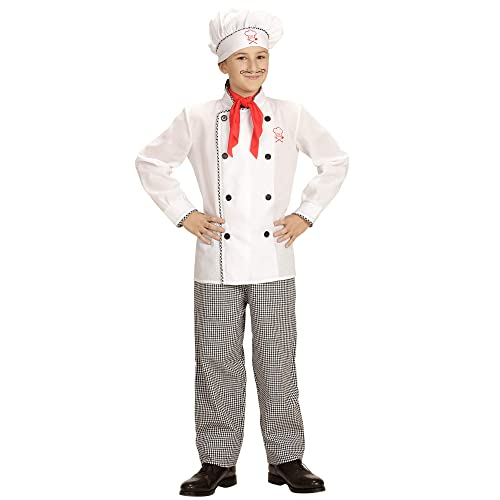 CHEF COOK CHILD BOYS GIRLS FANCY DRESS COSTUME COOKING ACCESSORIES