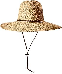 Lifeguard Raffia Hat