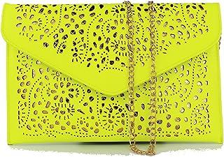 2019 Women Envelope Wedding Party Purses Chain Shoulder Bag Evening Day Clutch Bag