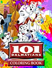 101 Dalmatians Coloring book: Great Coloring Book for Kids and Fans, Super Cute Drawing Dalmatians Dogs For Kids And Dog L...