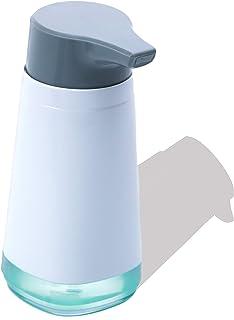 OMAIA Plastic Dish Soap Dispenser - Modern Refillable Press Pump Bottle for Lotion, Shampoo, Hand & Body Wash, Shower Gel,...